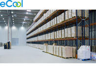 Freon System Custom Size Cold Storage 2000 Square Meter With Modern Racking System