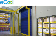 Custom Multipurpose Cold Storage , High Temperature Cold Storage For Beverage