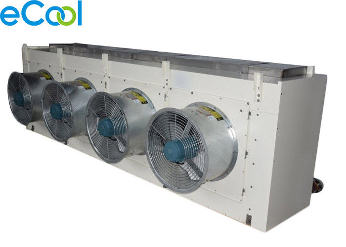 Cold Storage Room Air Cooled Energy Saving Evaporator For Food Industry Refrigeration