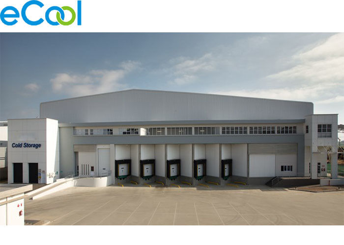 Food Fresh Cold Storage Unit , Good Performance Cold Storage Warehouse