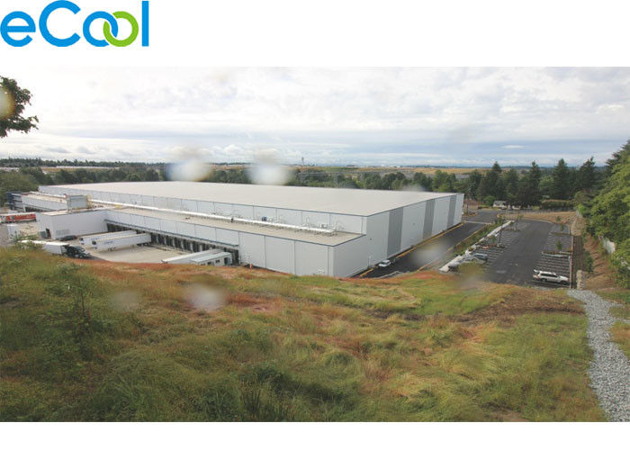 Large Cold Storage For Agricultural Products , Fruit Cold Storage Room 3500 SQM