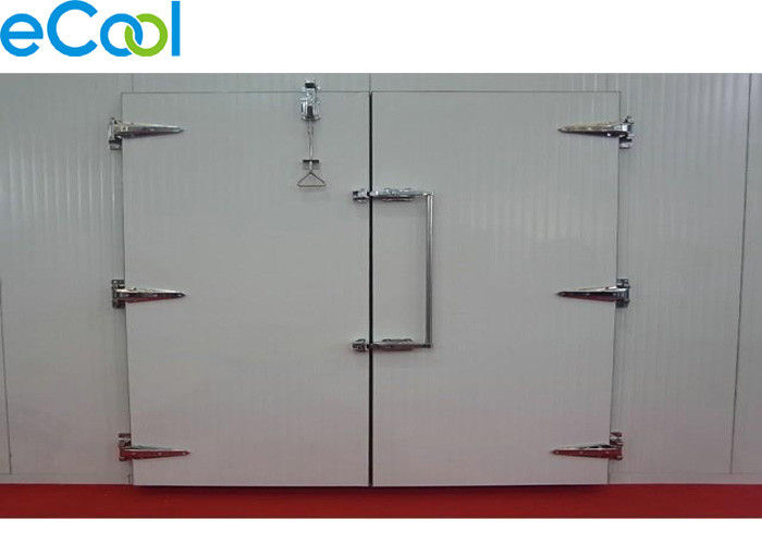 Fireproof Cold Storage Sandwich Panel / Walk In Cooler Wall Panels -15ºC
