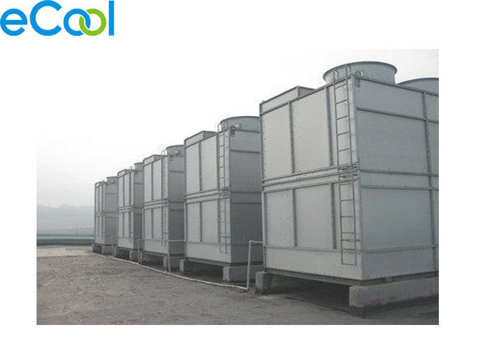 Evaporative Condenser Energy Saving With 2 Water Pumps For Cold Storage Room System