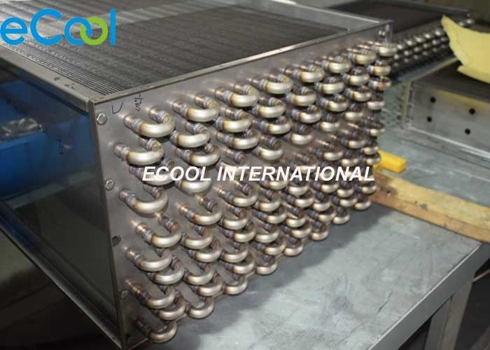 Epoxy Coating Anti Corrosive Heat Exchanger Copper Tube Aluminum Fins