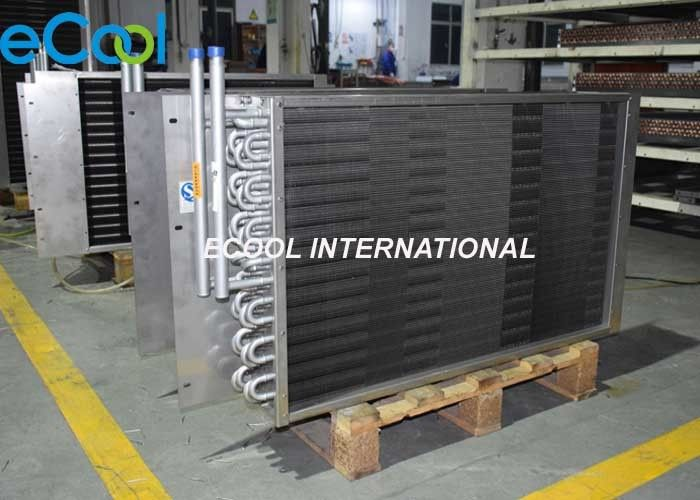 Water Saving Condensing Unit Refrigeration / Outside Condenser Unit 78000~87000M3/h