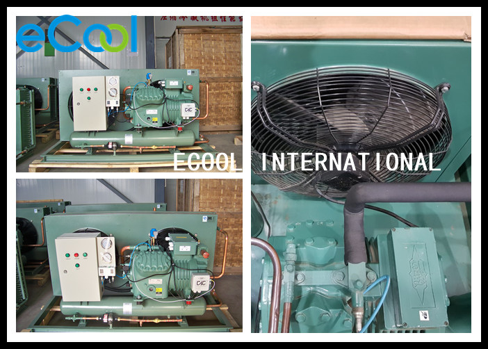 12Kw Copeland Refrigeration Condensing Units / R404a Central Air Condenser