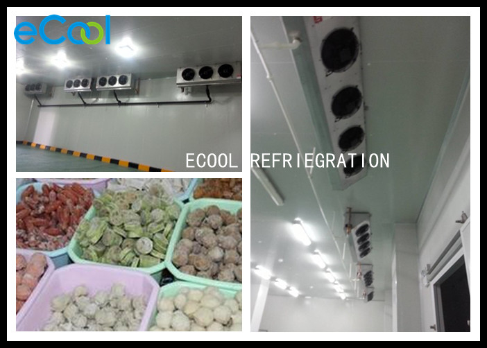 Multipurpose Frozen Food Storage Warehouse Electrical Control System