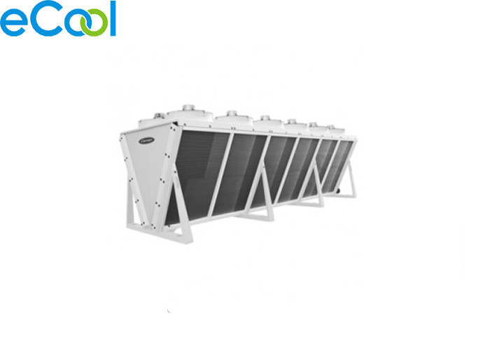Energy Saving Air Cooled Condenser With Axial Flow Fan 1050~1935Kw