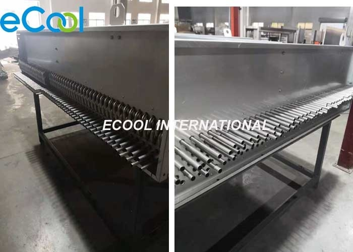 Stainless Steel Fin Tube Heat Exchanger / OEM Finned Tube Heat Transfer